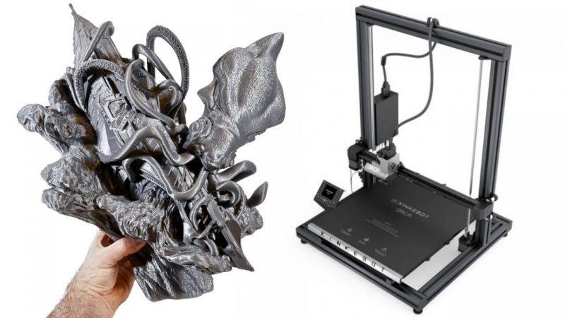 Xinkebot Orca 2 Cygnus print quality