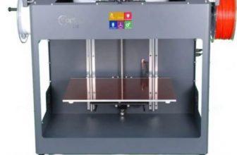craftbot 3 3D printer
