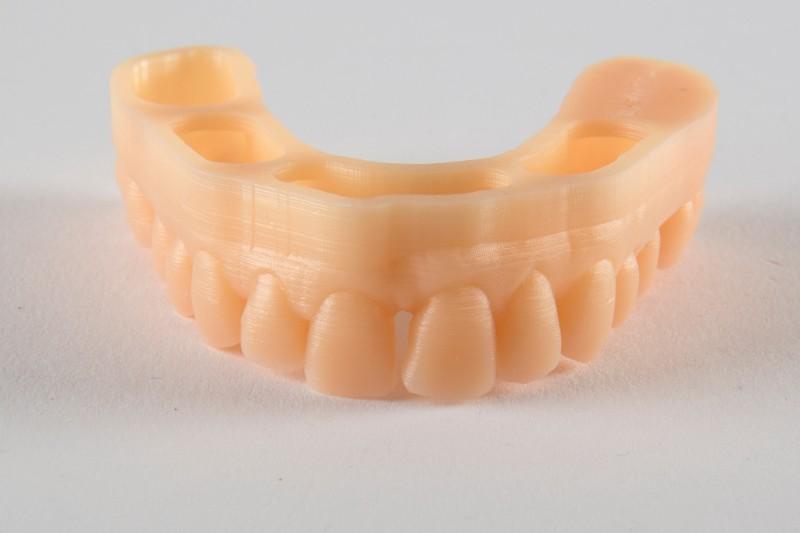 dental 3d printer resin