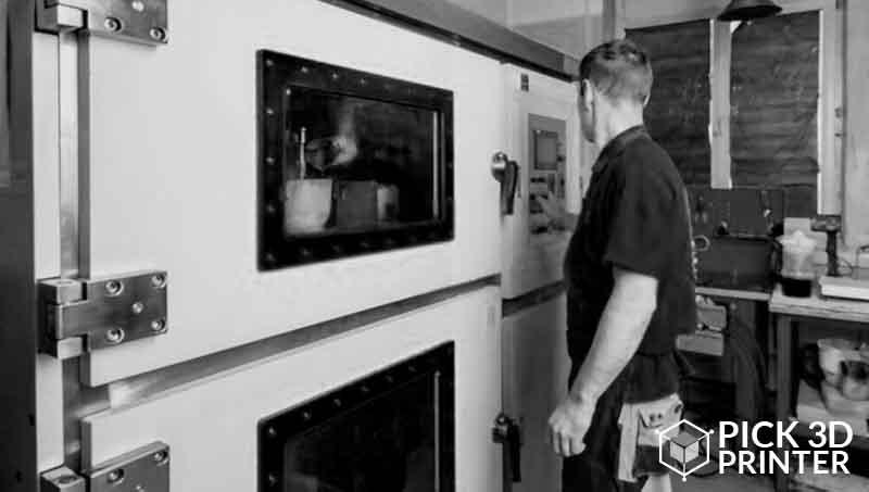 History of DMLS 3D Printing