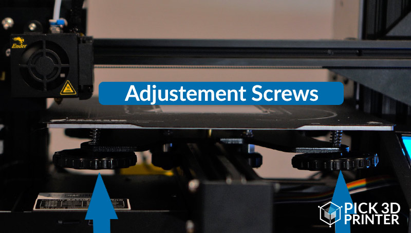 How To Level the Bed in Ender 3