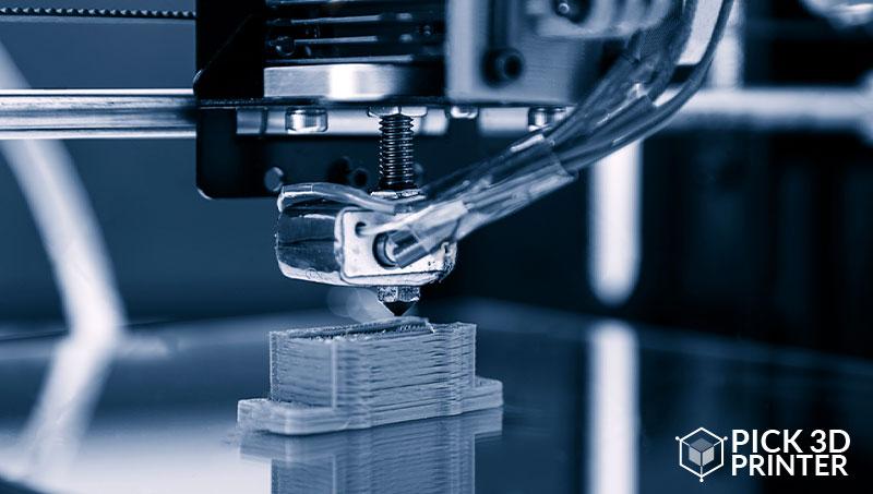 When a 3D Printer not Extruding
