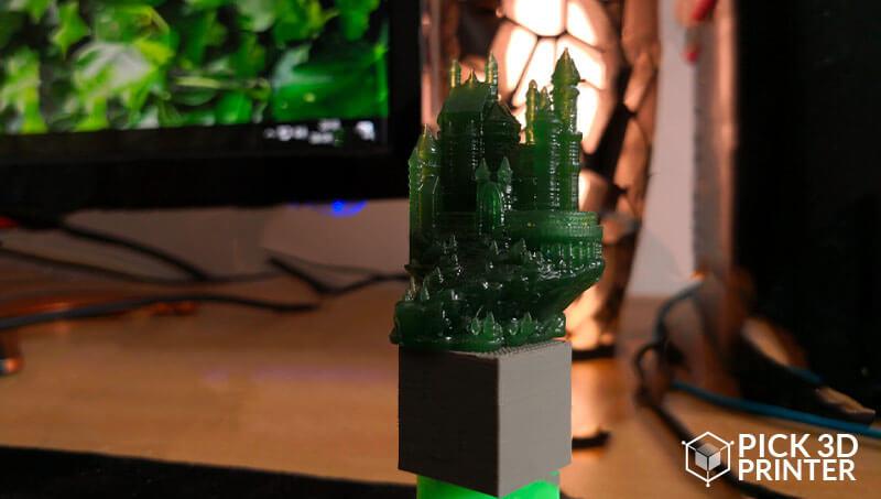 Standard 3D Printed Resin
