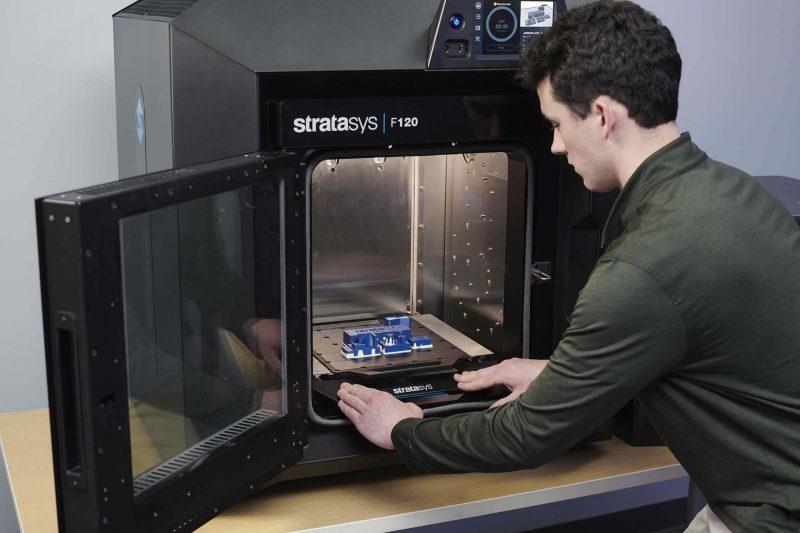 tratasys F120 3D Printer impression