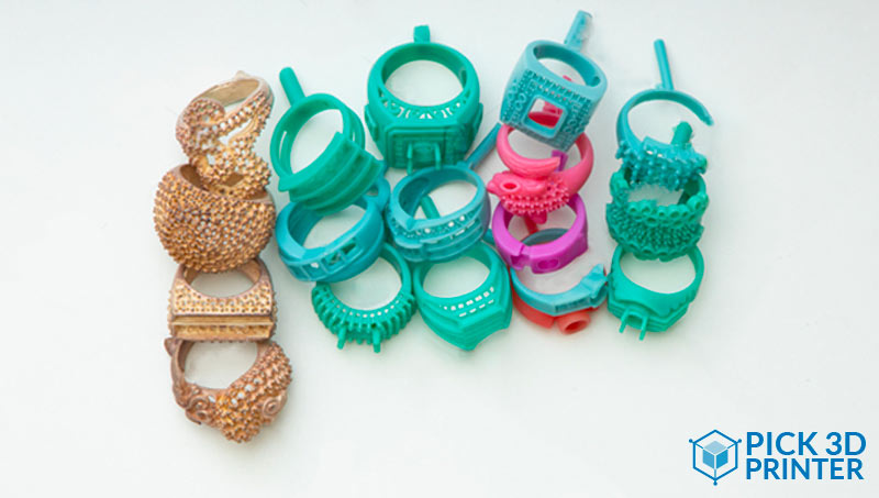 Printing Jewelry