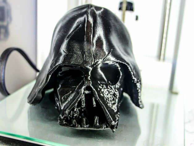 Darth Vader Melted Mask