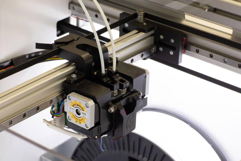 Felix Pro L 3D Printer extruder