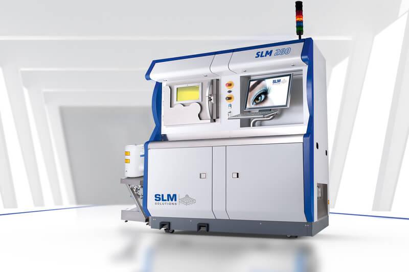 SLM 280 2.0 3D printer