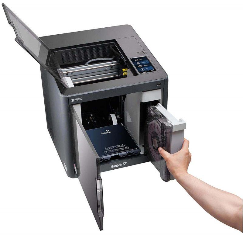 Sindoh 3DWOX DP200 3D printer impression