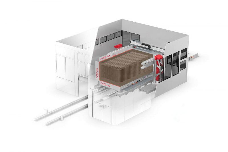 Voxeljet VX4000 3D Printer specs