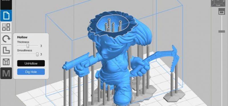 qidi tech X Maker sodtware