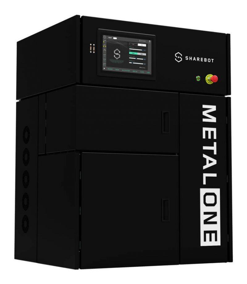 sharebot metal one 3d printer