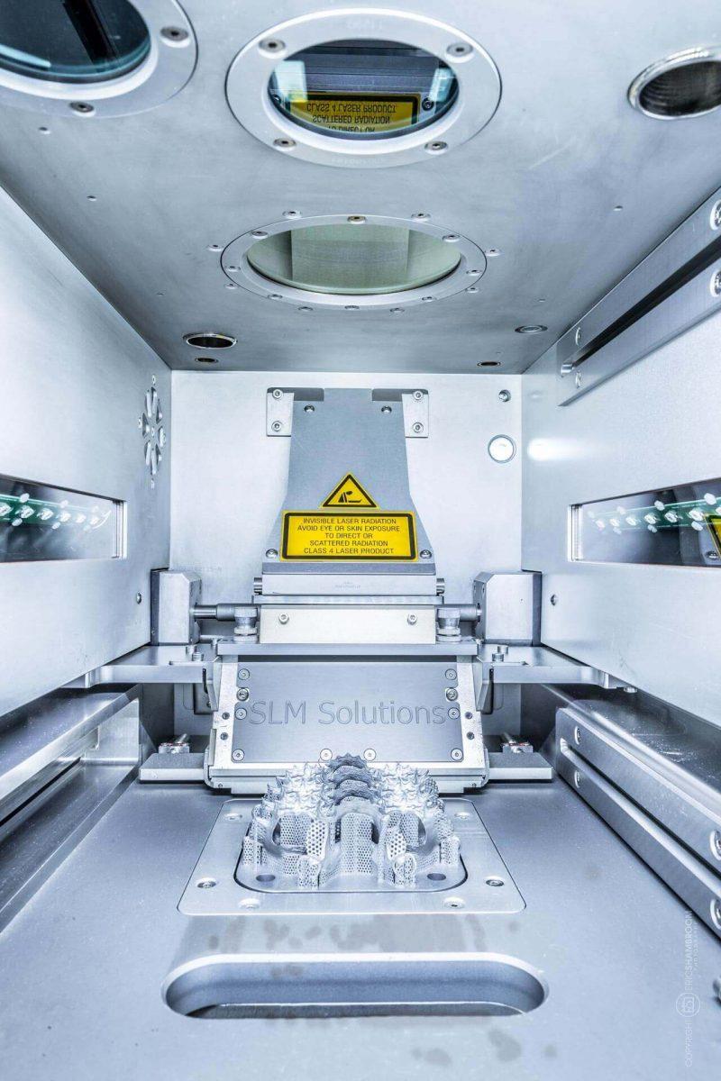 slm 800 3D printer specs