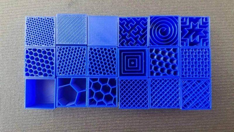 3D Printing Infill