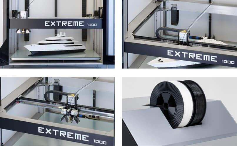 Builder Extreme 1000 PRO specs