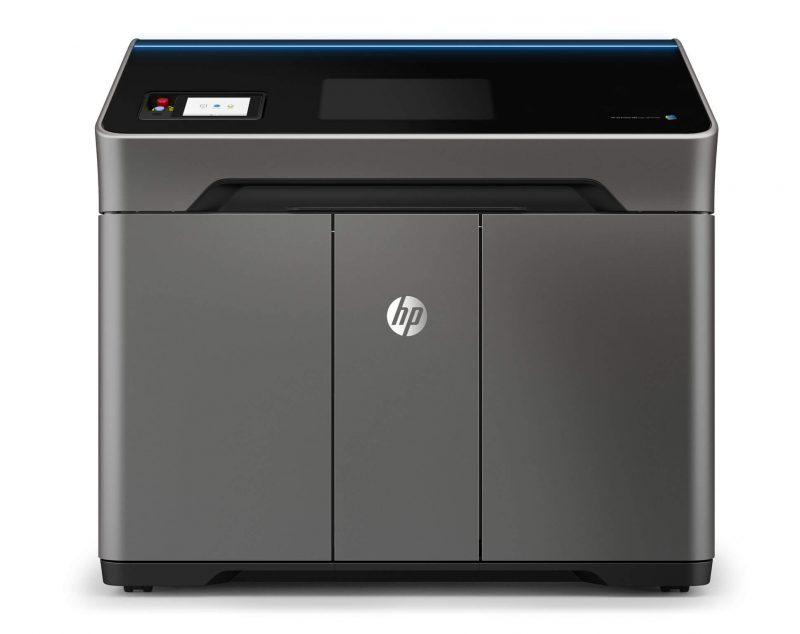 HP Jet Fusion 3200 3D Printer