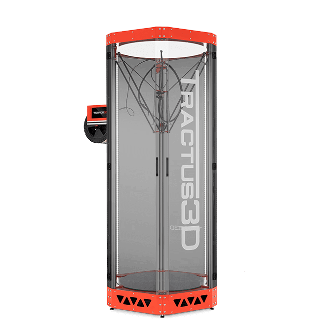 Tractus3D T2000 3D Printer