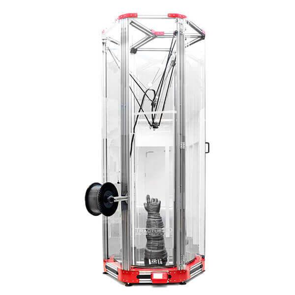 Tractus3d T3000 3D printer