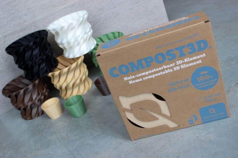 b4 plastics Compost 3D