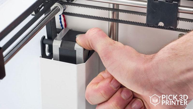 Belt Tension and Eccentric Nut Adjustment