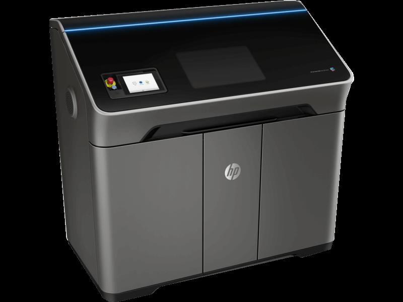 hp jet fusion 580 color 3d printer