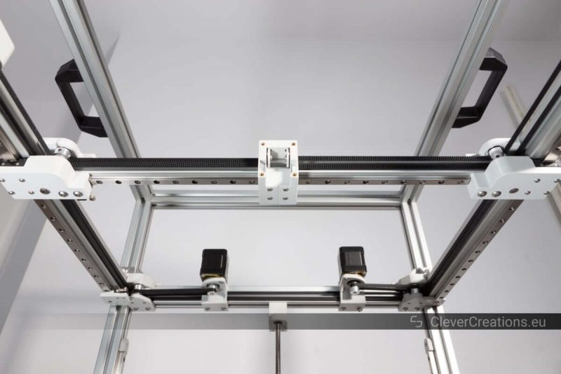 3D Printers' Moving Weight
