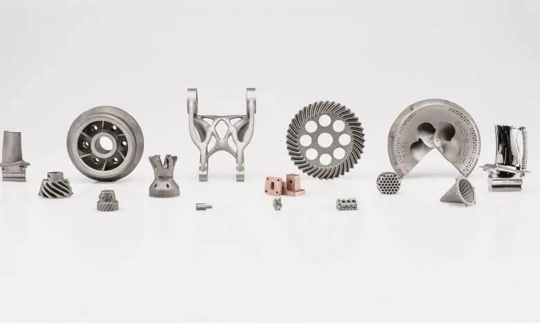Binder Jetting 3D Printing Materials
