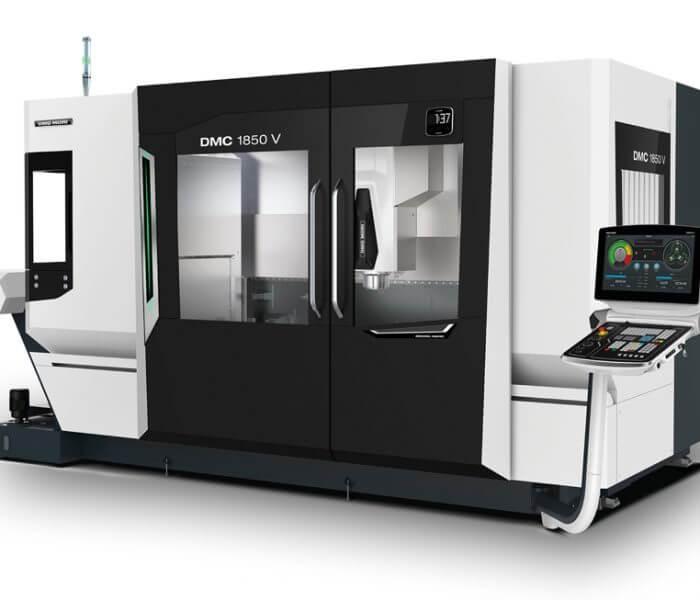 CNC Milling Machine DMG Mori