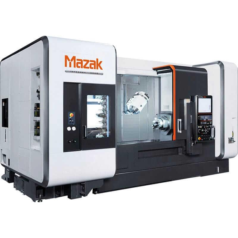 CNC Milling Machine Mazak