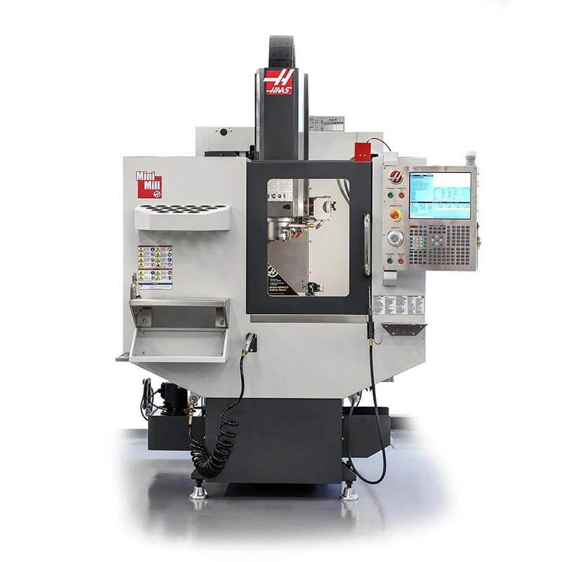 CNC Milling Machine haas