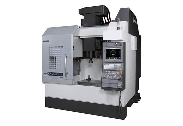 CNC Milling Machine okuma