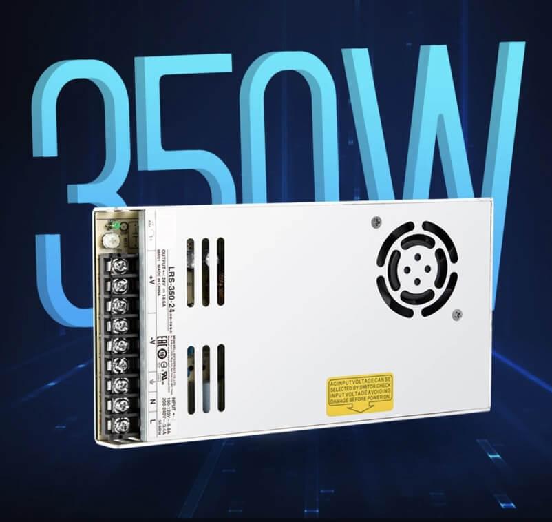 Creality Cr-10 V3 Effective power supply