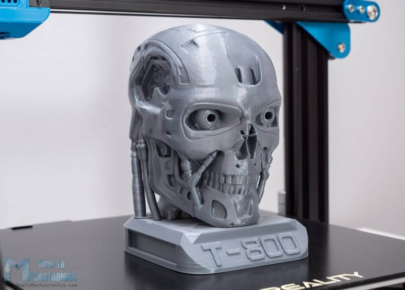 Creality Cr-10 V3 print quality