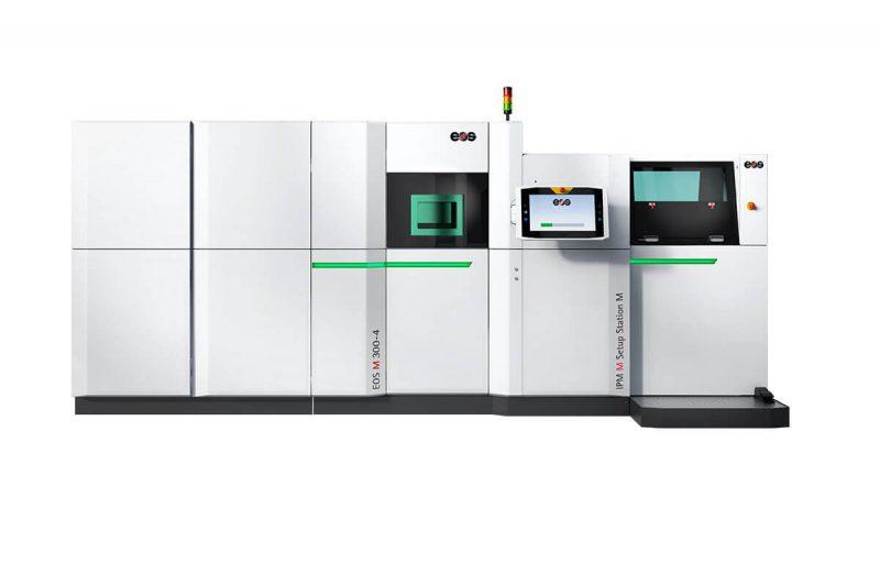 EOS M300-4 3D printer