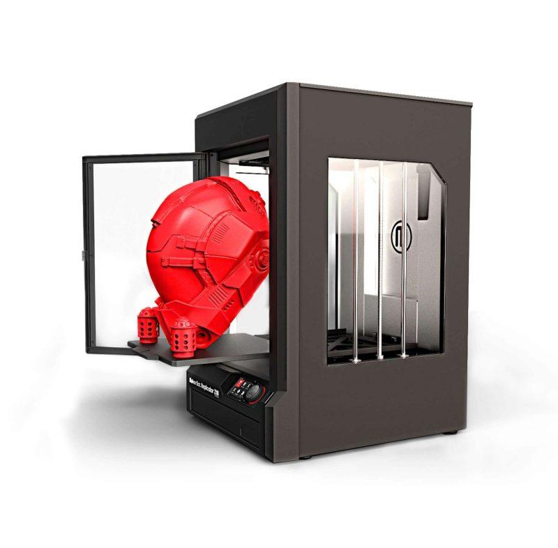 Makerbot Replicator Z18 3D Printer print quality