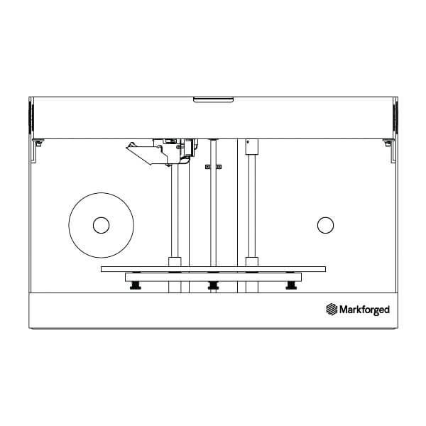 Markforged Onyx Pro 3D Printer specs