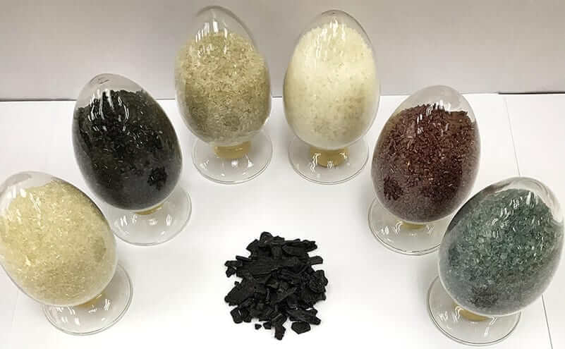 Materials Used for MJ 3D Printing