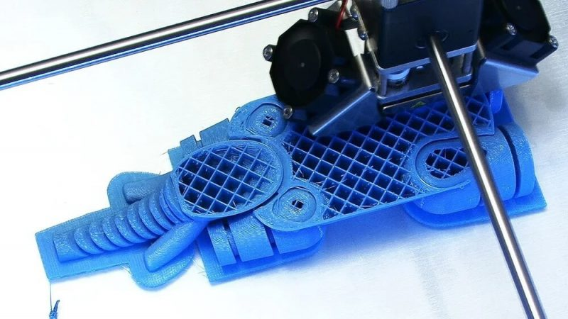 Reducing your 3D Print Speed