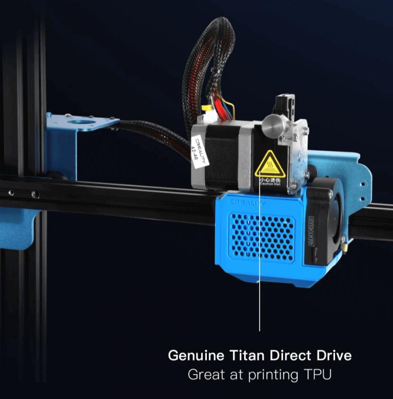 creality cr-10 v3 Direct Drive