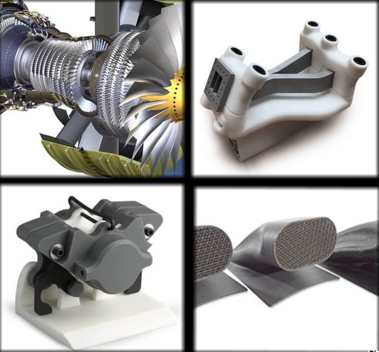 3D Printed Parts in The Aerospace Industry