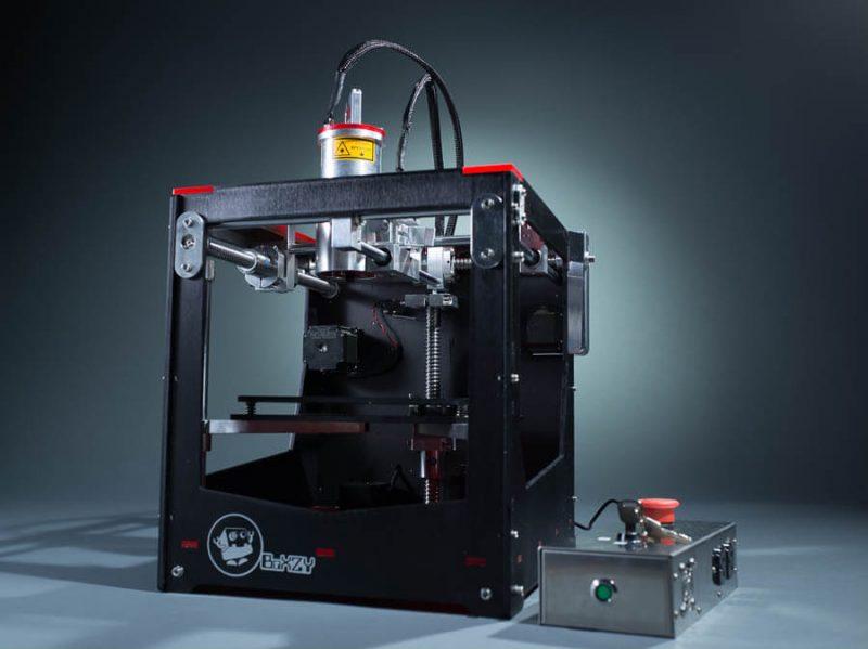 BoXZY CNC 3D printer