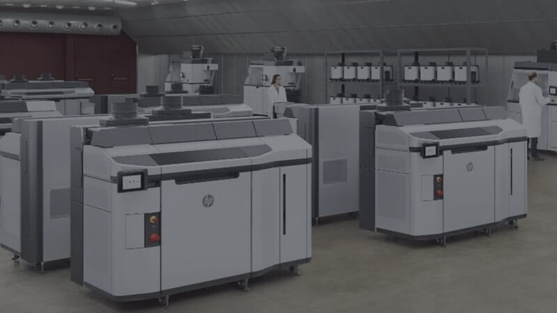 HP's Metal Jet- Making 3D printing a cost competitive production choice