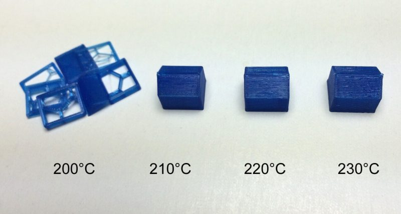 What is the Best PLA Print Temperature for Extruders
