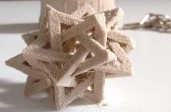 sand 3D printing