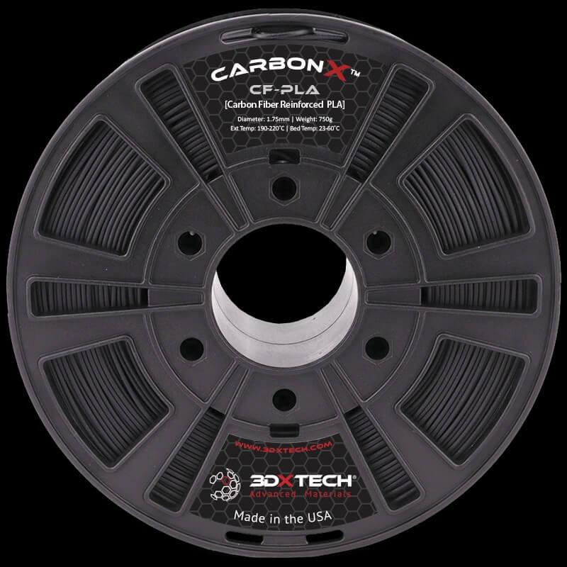Carbon Fiber PLA by 3DX Tech