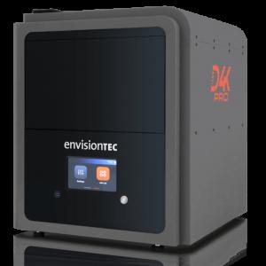 EnvisionTEC D4K jewelry Pro 3D printer