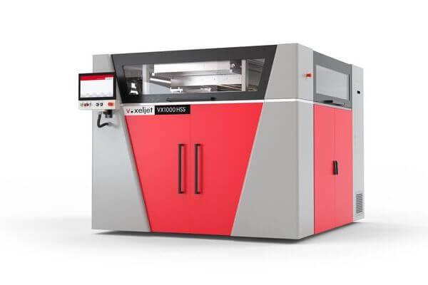 Voxeljet VX 2000 3D Printer