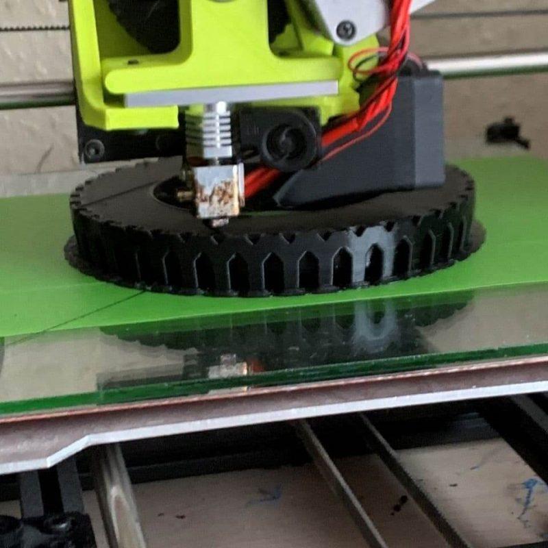 3D Printing With Ninjaflex Filament