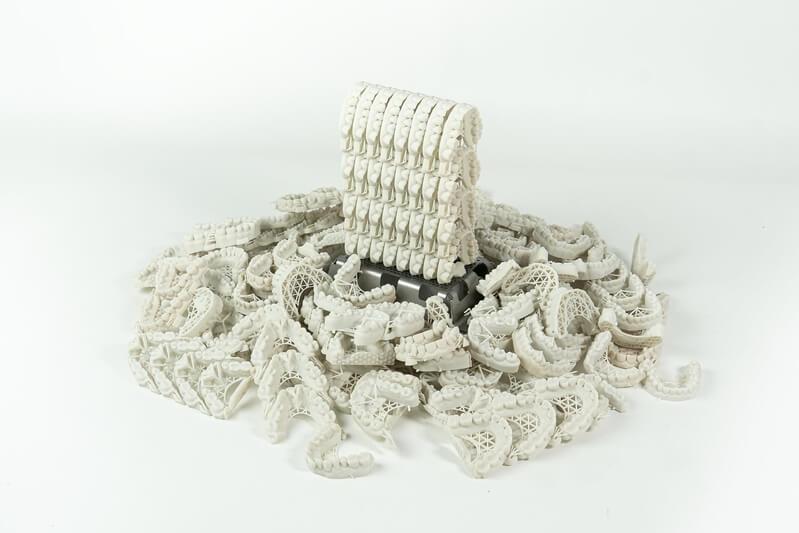 3D Systems NextDent 5100 print quality
