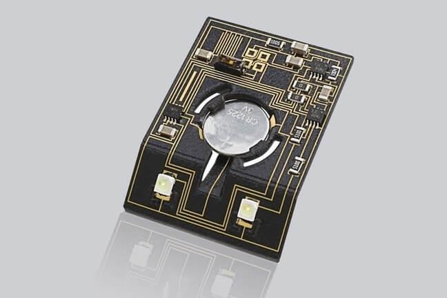 3d print electronics